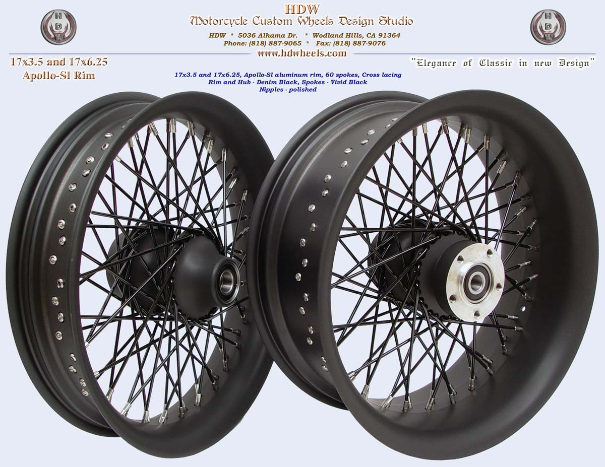 Advice on some new rims for a Train - Harley Davidson Forums