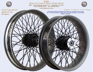 21x3.25 and 18x4.25, Apollo-SL Anthracite Metallic with matte clear, Denim Black